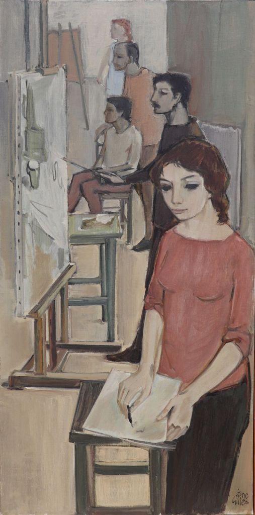 Pierre Gilles - L'Atelier